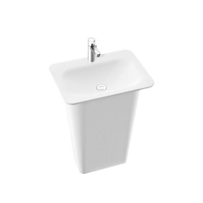 Tytan álló mosdó