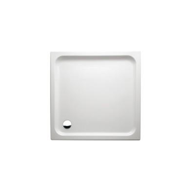 Ceti zuhanytálca/szögletes/90x90